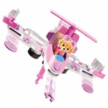 PAW Patrol Mighty Pups Flip & Fly , Assorted