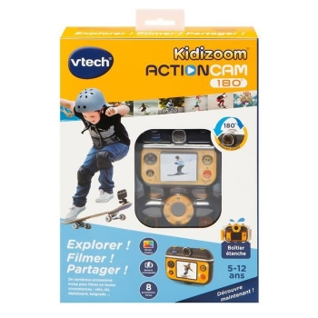 Kidizoom Action Cam 180 - Yellow (Fr)