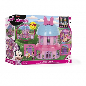Minnie Mouse Happy House
