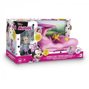 Minnie Mouse Pink Bow RC Car