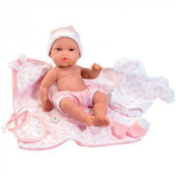 New Baby Born Doll - Pink