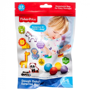 Play Dough, Fisher-Price Dough Dots Surprise Pack