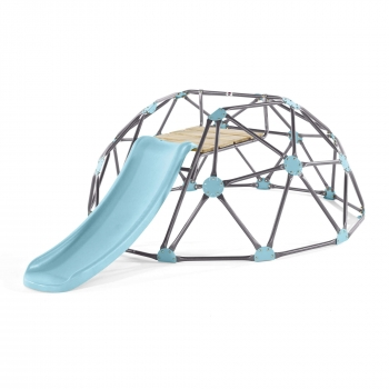 LARGE CLIMBING DOME - 4FT SLIDE