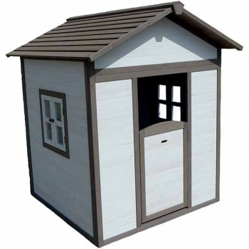 My First Wooden House