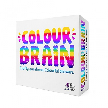 Colourbrain: Crafty Questions, Colorful Answers