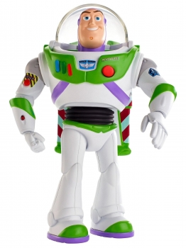 Toy Story 4 Walking Buzz Lightyear Action Figure