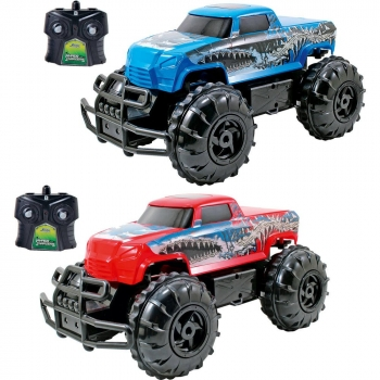 RC Hyper-charger Vehicle /Water and Land