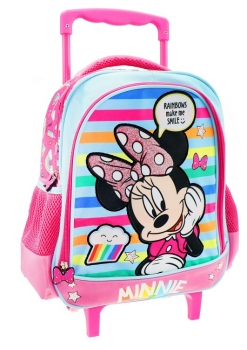 Minnie Mouse Trolley 12.5'