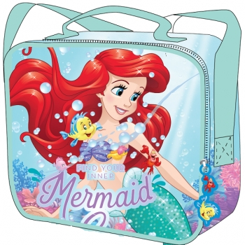 The Little Mermaid Lunch Bag