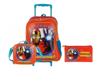 Iron Man Value Pack 5 in 1 Set