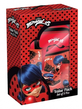 Miraculous Value Pack 5 in 1 Set