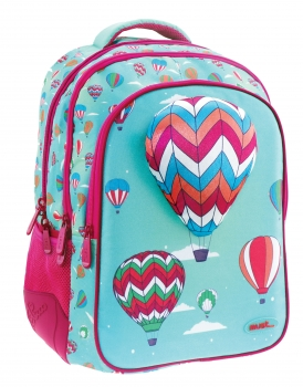 3D Balloons Backpack