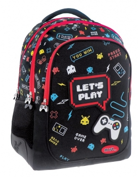 Let's Play Backpack