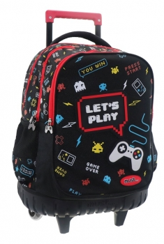 Let's Play Trolley Backpack