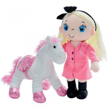 Justine and Her Horse
