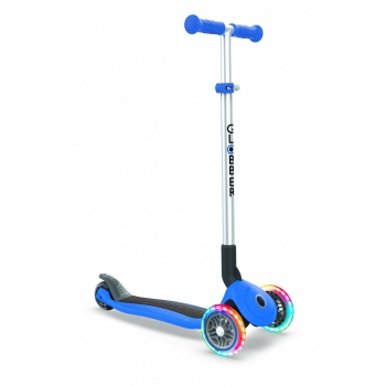 Globber Primo Foldable Scooter With Lights
