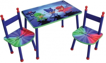 PJ Masks Table With Chairs