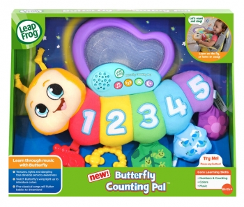 Butterfly Counting Pal - English Edition