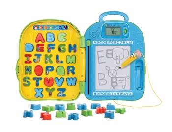 Go-with-Me ABC Backpack - French Edition
