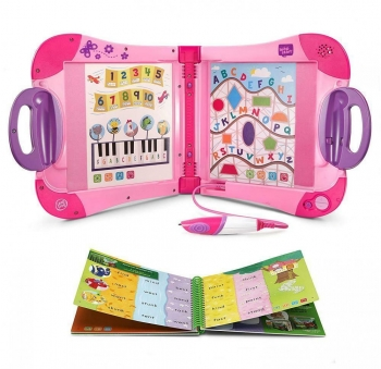 LeapStart Interactive Learning System Junior - Pink