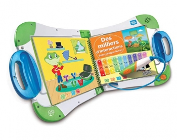 LeapStart Interactive Learning System - French Version