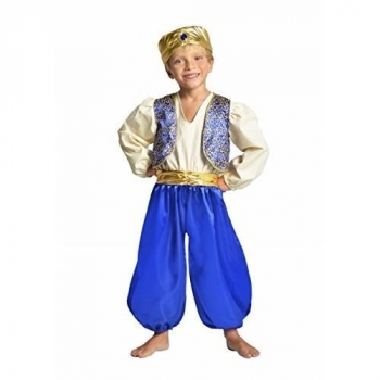 Aladdin Outfit 5-7 Years