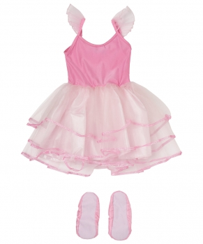 Ballet Dress with Shoes