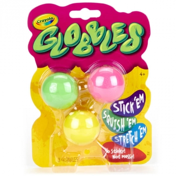 Globbles - Pack of 3