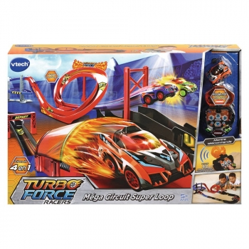 Turbo Force Race Track - French