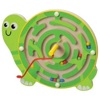 Magnetic Labyrinth - Turtle