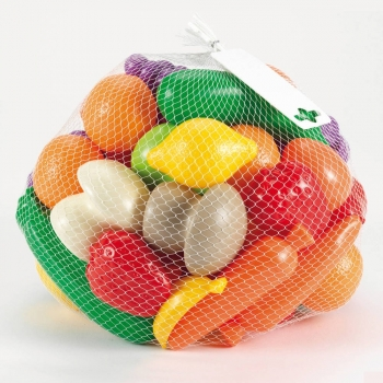 50 Pieces Of Fruits and Vegetables