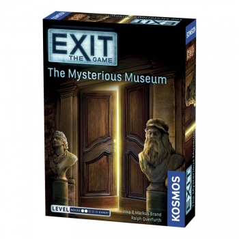 Exit - The Mysterious Museum