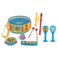 Toy Story 4 Musical Instrument Set