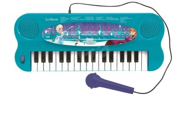 Frozen Electric Piano with Microphone (32 keys)