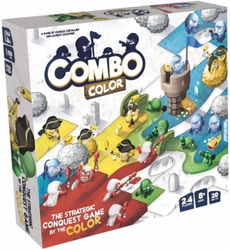 Combo Color Game