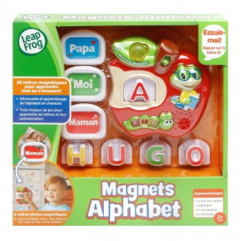 Magnets Alphabet - French