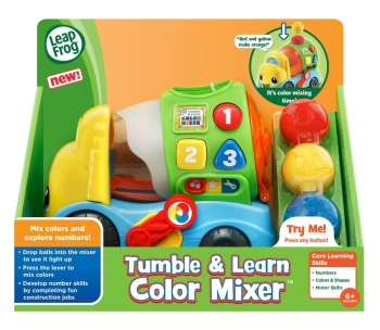 P'tit Camion Color Mix - French