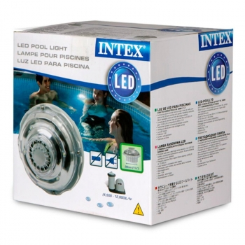 Led Pool Light With Hydroelectric Power