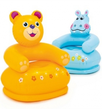 Happy Animal Chairs - Assorted Colors
