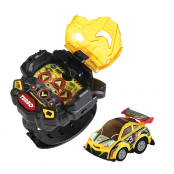 Turbo Force Racers - Yellow