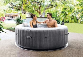 Pure Spa Bubble Greywood Deluxe 196 X 71 CN