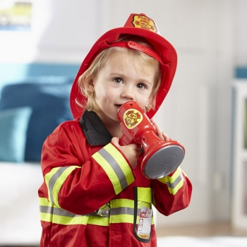 Fire Chief Role Play Dress-Up