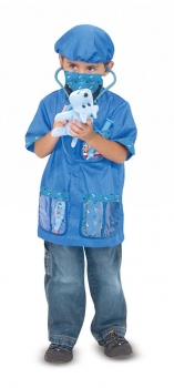 Veterinarian Role Play Dress-Up