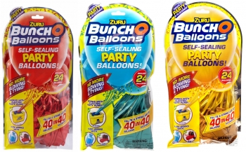 Bunch O Balloons - Party Air Balloons - assorted Colors