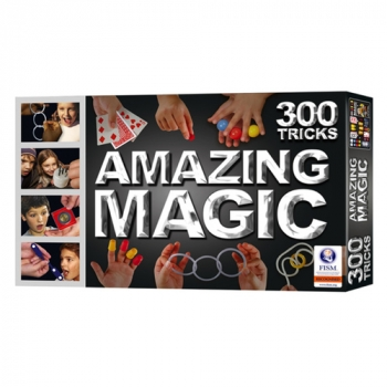 Magic Box with 300 tricks and DVD