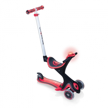 Evo Comfort Play 3-Wheel Scooter, Red