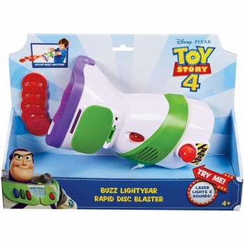 Toy Story 4 Rapid Disc Blaster