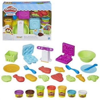 Play-Doh Grocery Coodies