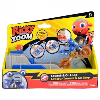 Ricky Zoom Launch & Go - Assorted Models