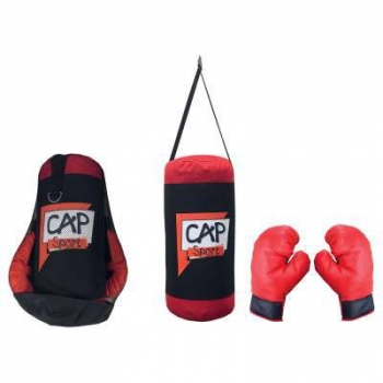 Boxing Set With Gloves